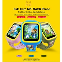 Детские GPS умные часы